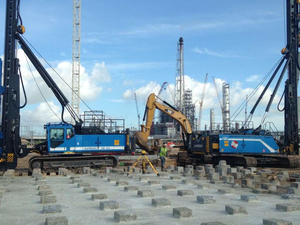 Pile Driving Amp Marine Standard Constructors